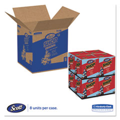 KCC75190 - SCOTT® Shop Towels in a POP-UP* Box