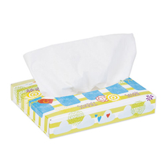 KCC21195 - KLEENEX® Facial Tissue Junior