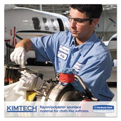 KCC06121 - KIMTECH PREP* SCOTTPURE* Quarterfold Critical Task Wipers