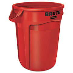 RCP2632RED - Round Brute® Container