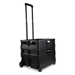 UNV14110 - Universal® Collapsible Mobile Storage Crate