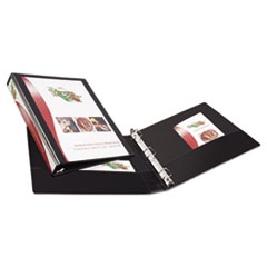 AVE17011 - Avery® Durable Vinyl Ring View Binder