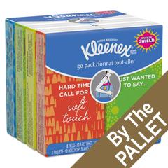 KCC46651CT-PL - Kimberly Clark ProfessionalKLEENEX® Facial Tissue Pocket Packs