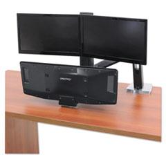 ERG24392026 - Ergotron® WorkFit-A Sit-Stand Workstation with Suspended Keyboard
