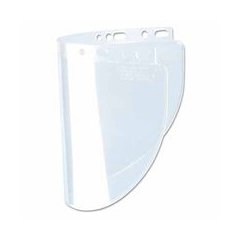 ORS280-4118CL - Fibre-Metal.060 8x11-1/4 Clear Side View Faceshield
