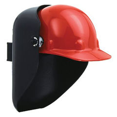 FBM280-6990GY - Fibre-MetalProtective Cap Welding Helmet Shells