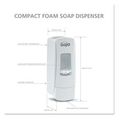 GOJ878006 - ADX-7™ Dispenser