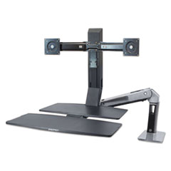ERG24316026 - Ergotron® WorkFit-A Sit-Stand Workstation with Worksurface+