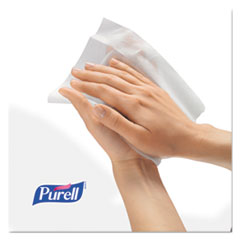 GOJ912106CMR - PURELL® Hand Sanitizing Wipes Fragrance Free