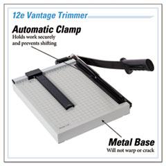 DAH12E - Dahle® Vantage Guillotine Paper Trimmer/Cutter