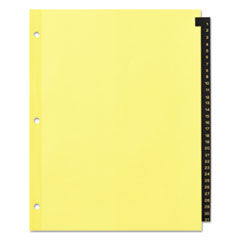 AVE11485 - Avery® Office Essentials™ Printed Tab Index Divider Set
