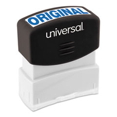 UNV10060 - Universal® Pre-Inked One-Color Stamp