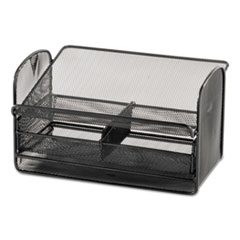 SAF2160BL - Safco® Onyx™ Mesh Telephone Stand