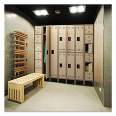 SAF5526TN - Safco® Double-Tier Lockers