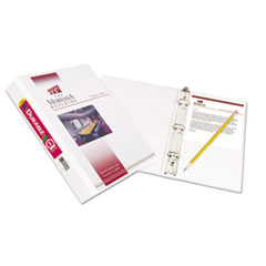AVE17116 - Avery® Mini Durable View Binder with Round Rings