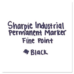 SAN2003898 - Sharpie® Industrial Permanent Marker Office Pack