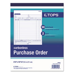 TOP46146 - TOPS® Purchase Order Book