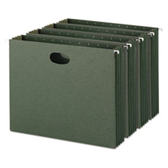 SMD64220 - Smead® Expandable Hanging File Pockets with Sides