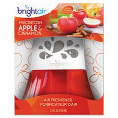 BRI900022 - Bright Air Scented Oil Air Freshener - Macintosh Apple and Cinnamon