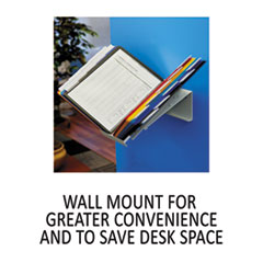 DBL536100 - Durable® VARIO® Reference Desk System
