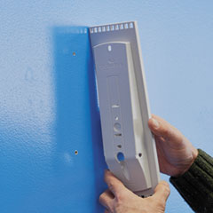DBL554100 - Durable® Sherpa® Wall-Mount Reference System