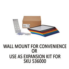 DBL535900 - Durable® VARIO® Reference Wall System