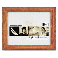 DAX2703N8X - DAX® Stepped Wood Finish Document/Certificate Frame