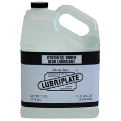 ORS293-L0981-057 - LubriplateSynthetic Worm Gear Lubricants