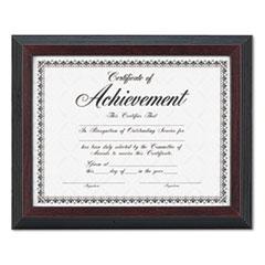 DAXN19881BT - DAX® Wood Finish Award/Certificate Frame