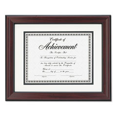 DAXN3246S1T - DAX® Rosewood Finish Document Frame