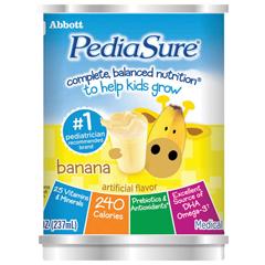 MON18842600 - Abbott NutritionPediaSure® Pediatric Oral Supplement