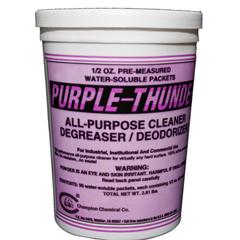 CPN300P-CS - Champion ChemicalPURPLE-THUNDER® All-Purpose Cleaner, Degreaser & Deodorizer