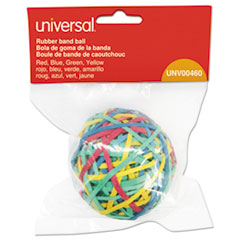 UNV00460 - Universal® Rubber Band Ball