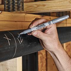 SAN1823888 - Sharpie® Metallic Permanent Marker