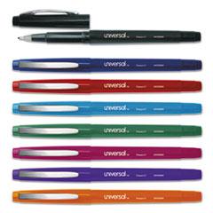 UNV50504 - Universal® Deluxe Porous Tip Stick Pen