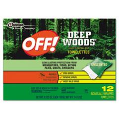 SJN611072BX - OFF! Deep Woods Towelettes