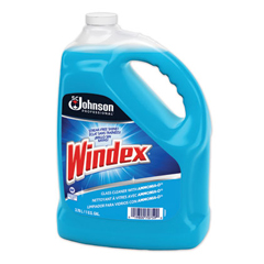 SJN696503EA - Windex® Formula Glass & Surface Cleaner, 1gal Bottle