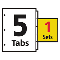 AVE11406 - Avery® Index Maker® Label Dividers