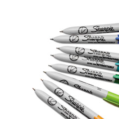 SAN1735794 - Sharpie® Retractable Ultra Fine Tip Permanent Marker