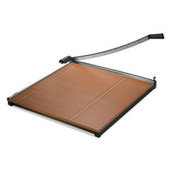 EPI26630 - X-ACTO® Wood Base Guillotine Trimmer