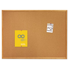 QRT305 - Quartet® Cork Bulletin Board