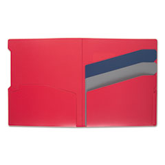 MEA73272 - Five Star® Quick-View Plastic Folder