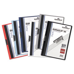 DBL220303 - Durable® DuraClip® Report Cover