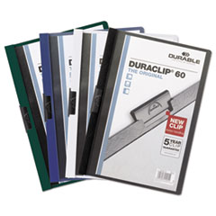 DBL221407 - Durable® DuraClip® Report Cover