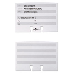DBL241201 - Durable® TELINDEX® Desk Address Card File