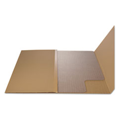 ALEMAT3648CFPL - Alera® Studded Chair Mat for Flat Pile Carpet