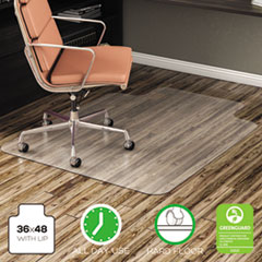 ALEMAT3648HFL - Alera® Non-Studded Chair Mat for Hard Floor