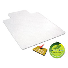 ALEMAT4553HFL - Alera® Non-Studded Chair Mat for Hard Floor