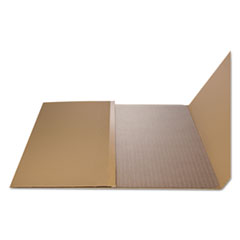 ALEMAT4660CFPR - Alera® Studded Chair Mat for Flat Pile Carpet