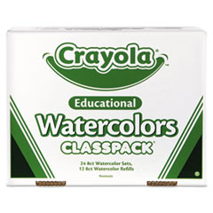 CYO538101 - Crayola® Watercolors
